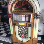 Jukebox at Mel's Diner