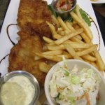 Tom's Fish & chips (fries)