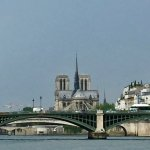 Notre Dame in sight
