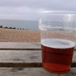 Old Neptune, Whitstable: Pint with a view