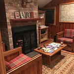 Living room Earl Covey cottage