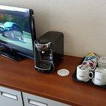 Das zu kleine TV Gerät
