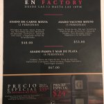 Foto de Factory Steak & Lobster
