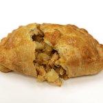 Main Menu item - Chicken Cordon Bleu Pasty