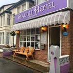 Seagull Hotel Front