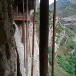 Hengshan Hanging Temple (Xuankong si) Photo