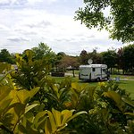 A variety of pitches to suit tents, campervans, tourers, motorhomes  and RV's