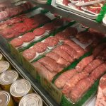 There's nothing quite like looking at MEAT in the deli :-)
