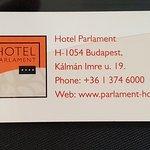 Photo de Hotel Parlament