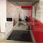 Kitchen - Part of lounge / dinner / kitchen area (One big room) 4
