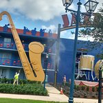 Photo de Disney's All-Star Music Resort
