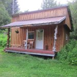 Midnight Sun Log Cabins Resmi