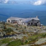Lakes of the Clouds Hut Foto