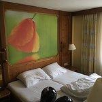 Zimmer /Bett