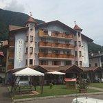 Hotel Sasso Rosso Foto