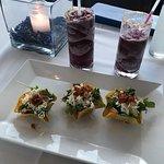 Appetizer -- Lobster Tacos