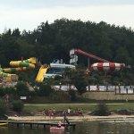 Parc aquatique camping Le Moulinal