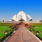 Photo de Bahai Lotus Temple