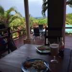 view for lunch