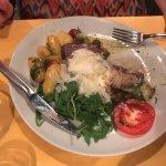 Filetto alla Parmigiana