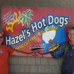 The best, by far, hotdogs in St  Augustine. The fries to dies for too!!!