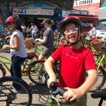Very fun London bike tour