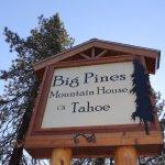 Photo de Big Pines Mountain House of Tahoe