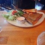 Langoustine Sandwich