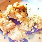 Stuffed mushroom appetizer