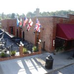 Six Pence Pub Blowing Rock Foto