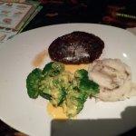 Steak main meal