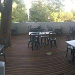 panoramique de la terrasse