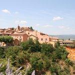 La belle vue de Roussillon