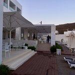 Foto de Patmos Aktis Suites & Spa