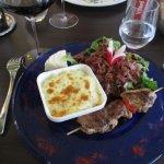 Assiette Goumande au Canard