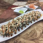 Our Crispy, Spicy, Tuna Tempura Roll