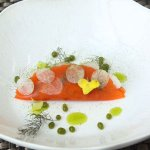 Tartare of Cornish mackerel