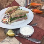 Hawaiian Island Fresh Fish Sandwich