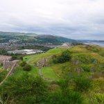 Photo of Dumbarton Castle