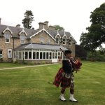 Foto de Muckrach Country House Hotel