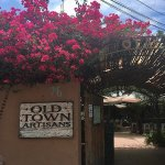 La Cocina is located inside Old Town Artisans, in the historic El Presidio neighborhood.