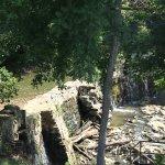 Big Creek Falls and Dam