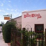 Have a drink in the Dusty Monk pub--enter through the front, or through the La Cocina courtyard.