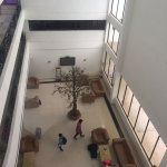 Atrium View (from the elevator)