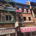 Great history of the development of Chinatown