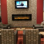 Lobby at the Best Western Waterfront Windsor