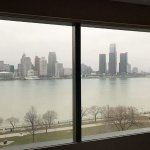 Awesome vies of Downtown Detroit