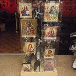 MASSACHUSETTS - FISKDALE - ST. ANNE'S SHRINE - RUSSIAN ICONS #1
