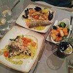 Fish, Seafood platter