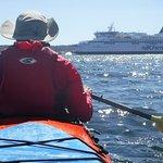 Ferry Crossing between Portland & Moresby Islands